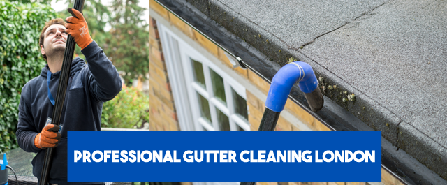 Gutter Cleaning Services London